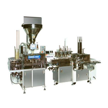 Cup Filling And Capping System