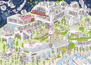 川島製作所ビジョンマップ